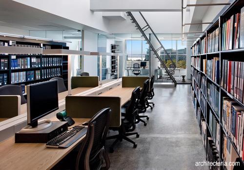 desain interior kantor pengacara 3