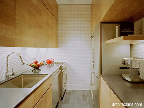 Desain Dapur Minimalis Untuk Rumah Berukuran Kecil